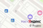Схема проезда до компании Элеваторспецстрой в Москве