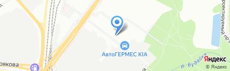 Новатек-Электро на карте Москвы