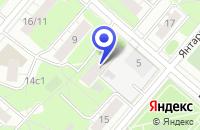 Схема проезда до компании ДК ЮНОСТЬ в Москве