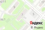 Схема проезда до компании Юность в Москве