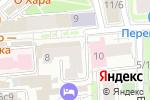 Схема проезда до компании OLDI в Москве