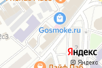 Схема проезда до компании Медицинский кабинет в Москве