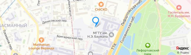 улица Бауманская 2-я