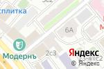 Схема проезда до компании Q-mino в Москве