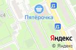 Схема проезда до компании Студия дизайна Надежды Лагутенковой в Москве
