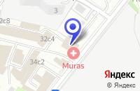 Схема проезда до компании ИНФОРМАЦИОННОЕ АГЕНТСТВО СЭИЛБЭЙЗ в Москве