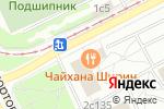 Схема проезда до компании Карбанов и партнеры в Москве