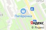 Схема проезда до компании Алита в Москве