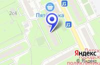 Схема проезда до компании ТОРГОВАЯ КОМПАНИЯ СВЯЗЬСТРОЙСЕРВИС-44 в Москве