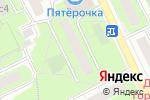 Схема проезда до компании Doss в Москве