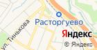 Видновское Горпо на карте