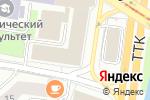 Схема проезда до компании ViewSonic в Москве