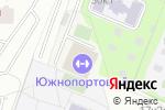 Схема проезда до компании Центр художественной гимнастики в Москве