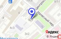 Схема проезда до компании АВТО-АГБА в Москве