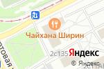 Схема проезда до компании Colorado в Москве