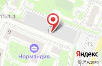 Схема проезда до компании Сититревел в Москве