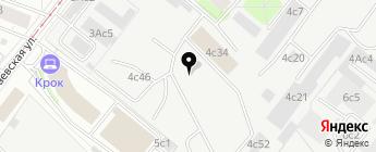 Мото-Док на карте Москвы