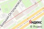 Схема проезда до компании Совет ветеранов войны и труда района Сокольники в Москве