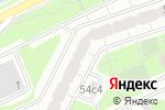 Схема проезда до компании Нагатинская набережная в Москве