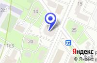 Схема проезда до компании КОНСАЛТИНГОВАЯ КОМПАНИЯ АЛЬВФРЕД в Москве