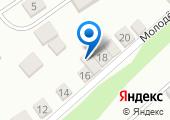 КОДЕКС на карте