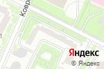 Схема проезда до компании Витбиомед+ в Москве