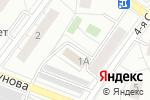 Схема проезда до компании АвтоДрайвер в Москве