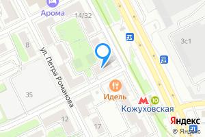 Комната в Москве м. Кожуховская, Южнопортовая улица, 16
