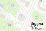 Схема проезда до компании Транс-Лайн в Москве