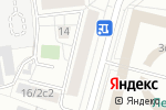 Схема проезда до компании Shock Lounge в Москве