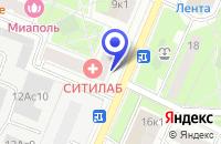 Схема проезда до компании АВТОВЕКТОР М в Москве