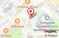 Схема проезда до компании Рынок Металлопроката в Москве