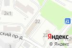 Схема проезда до компании Ниагарин в Москве