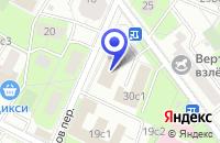 Схема проезда до компании ФИЗКУЛЬТУРНО ОЗДОРОВИТЕЛЬНЫЙ КОМПЛЕКС в Москве
