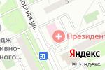 Схема проезда до компании Магазин автотоваров на Якорной в Москве