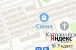 Схема проезда до компании Компания по продаже и монтированию окон в Донецке