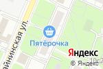 Схема проезда до компании Зефирное облако в Москве