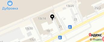 Топ Тюнинг на карте Москвы