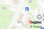 Схема проезда до компании Koryo в Москве