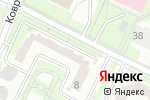 Схема проезда до компании Le Fleur в Москве