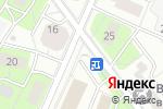 Схема проезда до компании Из Тандыра в Москве