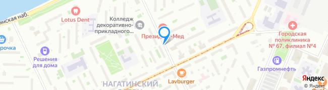 Якорная улица