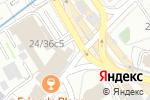 Схема проезда до компании Бизнес-ЮристЪ в Москве