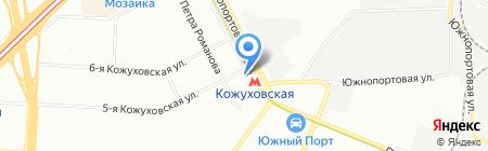 STWTRAVEL на карте Москвы