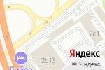 Схема проезда до компании Алло Потолки в Видном