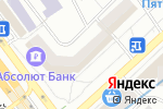 Схема проезда до компании Карузо в Москве