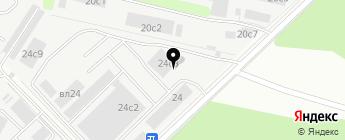 Pro-Service на карте Москвы