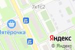 Схема проезда до компании Элитные сувениры и подарки в Москве