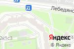 Схема проезда до компании Birulevo.net в Москве