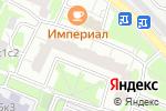Схема проезда до компании Инженерная служба Лосиноостровского района в Москве